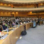 Participants of the AOTC 2017 summit at AU Nelson Mandela Hall, Addis Ababa, Ethiopia