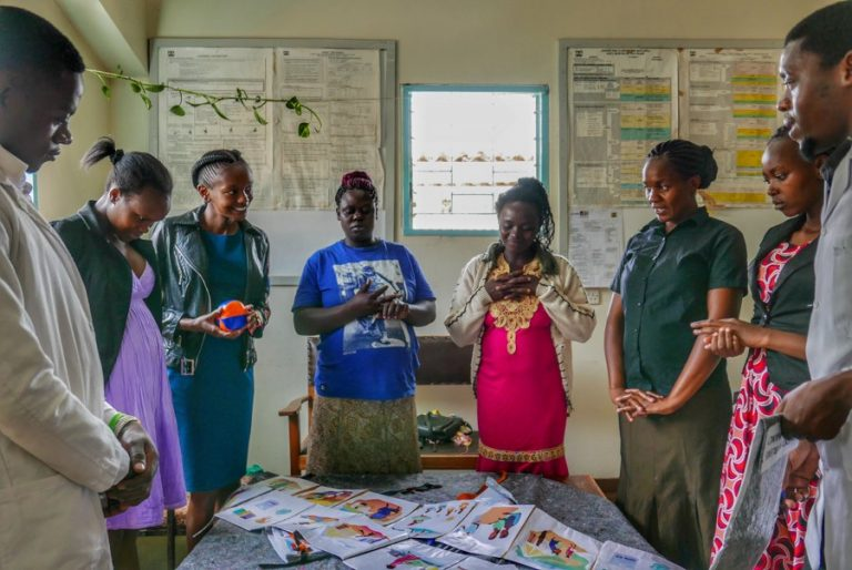 Can a Human Centered Design Approach to Group Antenatal Care