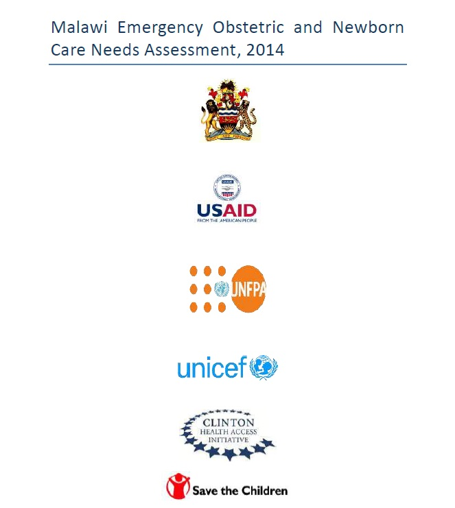 Malawi Emergency Obstetric And Newborn Care Needs