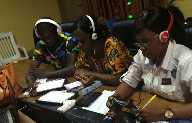 Midwives Learning To Task Share In Providing Advanced Obstetric Care Rural Liberia
