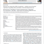 First page of article including abstract, authors, and journal information