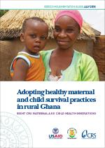 adopting-healthy-maternal-and-child-survivial-practices