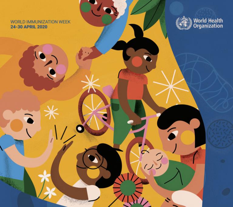 World Immunization Week 2020 Healthy Newborn Network